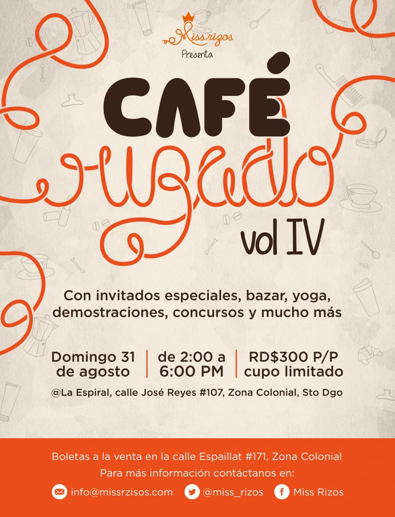 cafe rizado flyer 2-2